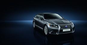 Lexus ukázal novou řadu LS