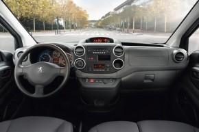 Peugeot ukázal elektrického Partnera