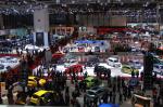 Geneva show organizers urge exhibitors to make health checks