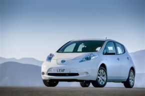 Nissan's new Leaf introduces self-driving tech