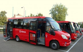 Připravena miliardová dotace na CNG autobusy