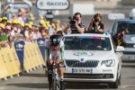 Škoda doprovází Tour de France do Alp