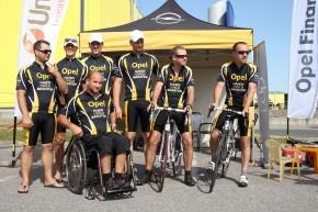 Opel startuje Handy Cyklo Maraton