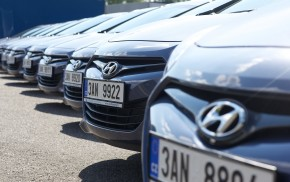 Hyundai's Czech plant output at full capacity