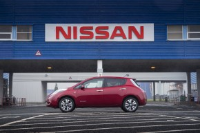 Nissan pins Europe growth hopes on new compact car