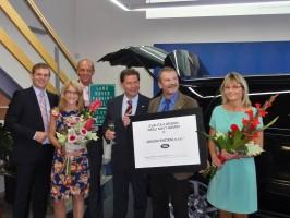 Dekom opens Land Rover in Hradec Kralove