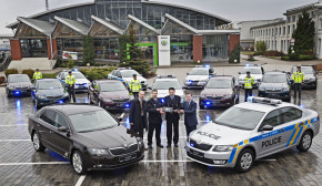 Czech police will buy a big fleet in 2014