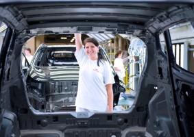 ČR po páté v řadě překonala rekord ve výrobě vozidel