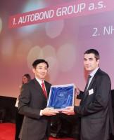 Nejlepším dealerem Kia byl loni Autobond
