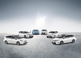 Toyota prodala 9 milionů hybridů