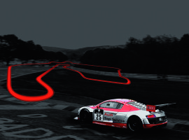 Porsche Inter Auto vyhrála Audi Twin Cup