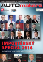 Automakers magazine brings 17 interviews with Czech importers
