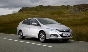Honda to end Europe sales of Insight