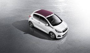 Peugeot reveals greener 108 from TPCA