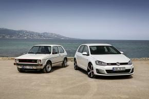 Volkswagen Golf slaví 40 let