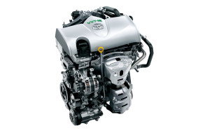 Toyota unveils new generation of fuel-efficient engines