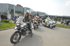 BMW Motorrad pořádá v Česku první sraz