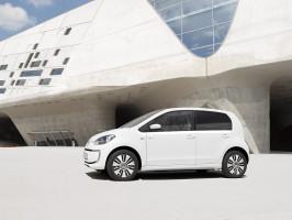 Volkswagen zahájil předprodej elektromobilu e-up!