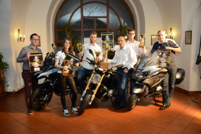 Motorcycle of the Year in the CR is BMW R 1200 RT