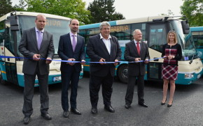 Arriva převzala autobusy od SOR