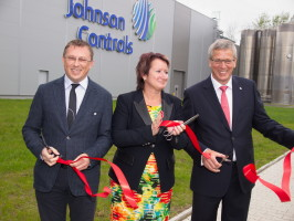 New Johnson Controls plant creates 100 jobs