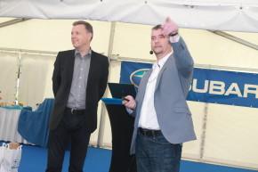 Subaru chce letos v Česku prodat 850 aut