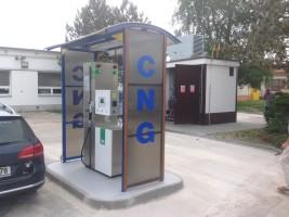 RWE otevřela v Rožnově CNG plničku