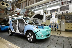 Kia startuje výrobu elektromobilu Soul EV