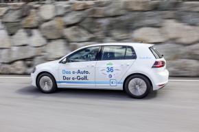 VW e-Golf vyhrál závod Wave Trophy 2014