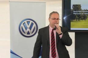 Volkswagen launches Golf Sportsvan in the CR