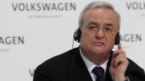 Martin Winterkorn odstoupil z čela Volkswagenu