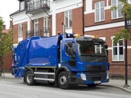Volvo začalo nabízet plynový náklaďák