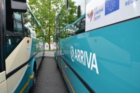 Arriva nakupuje autobusy za pět milionů