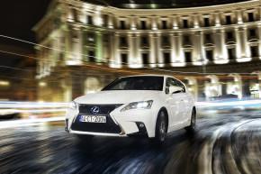VDC: nejekologičtějším vozem je Lexus CT 200h