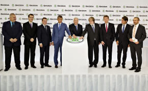 Škoda starts new engine centre operations at Mladá Boleslav