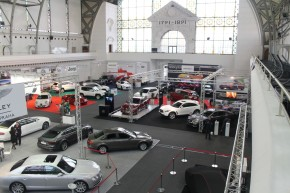Prague's Autoshow Trade Fair in October again
