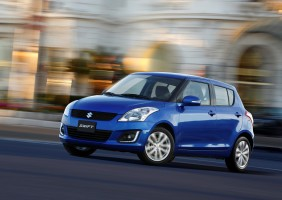 Suzuki přiznala zkreslování údajů o spotřebě