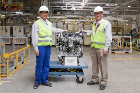Toyota produced the millionth engine at TMIP plant in Poland
