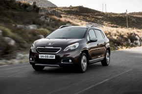 Peugeot registered 920 cars in February