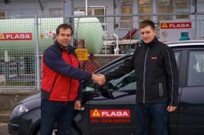 Český rekord: auto na LPG ujelo na nádrž 433 km