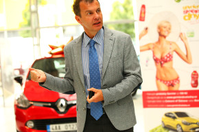 Renault partnerem pražského Designbloku