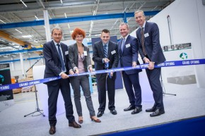 TOMRA and Prologis open new facility in Bratislava