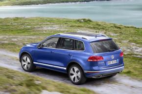 Volkswagen začal nabízet nový Touareg