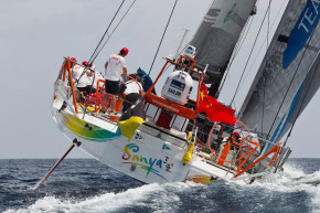 Ve Španělsku startuje Volvo Ocean race