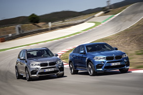 BMW starts to offer X5 M and X6 M models