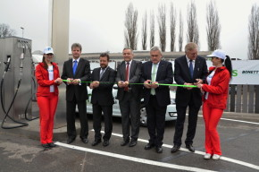 Bonett otevřel svoji jedenáctou plnící stanici CNG