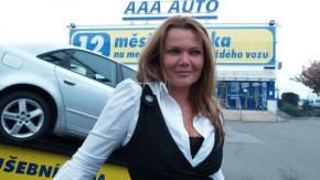AAA Auto otevřela bazar u Varšavy
