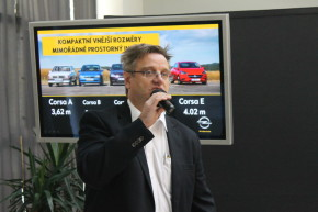 New Opel Corsa premiered in Prague