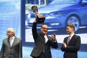 Autem roku 2015 v ČR vyhlášena Škoda Fabia