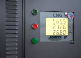 Bonett wants to open 15 CNG stations this year